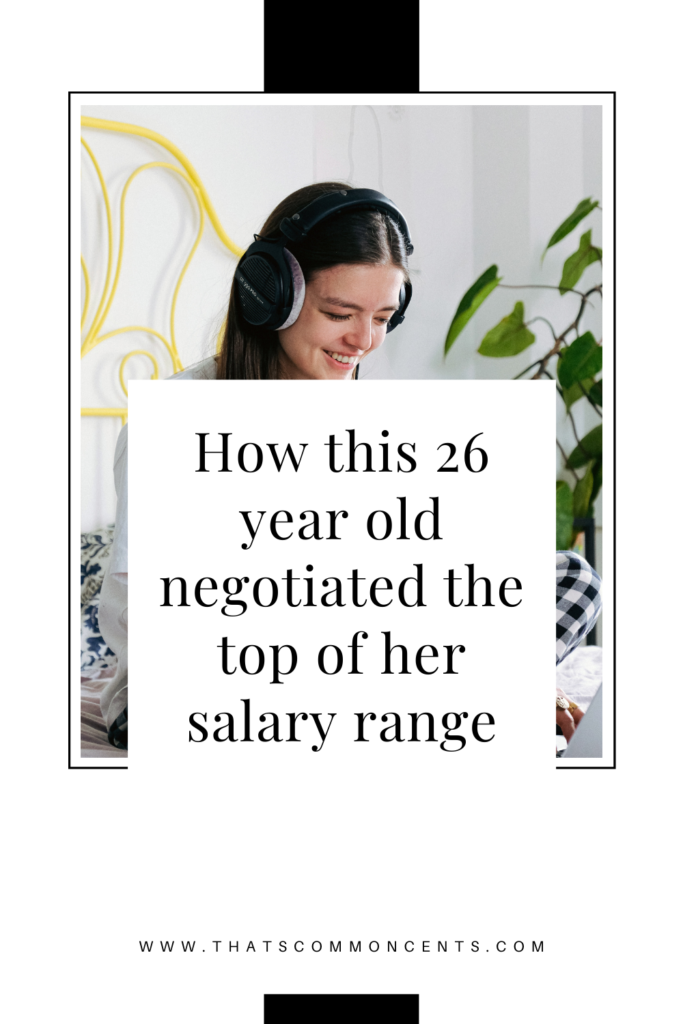 How This 26 Year Old Negotiates after being laid off from covid 19