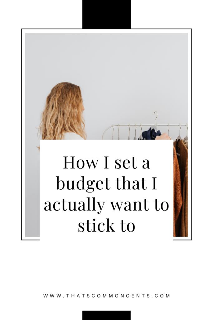 How to set a budget that doesn't feel like a budget without restricting yourself dave ramsey